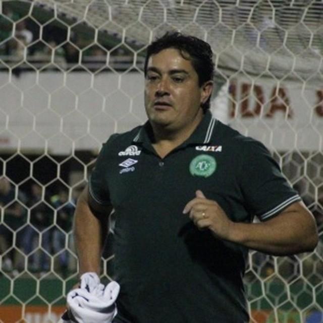Serginho: Sérgio Luiz Ferreira de Jesus: tinha 43 anos e era massagista do clube – Foto: Arquivo Pessoal