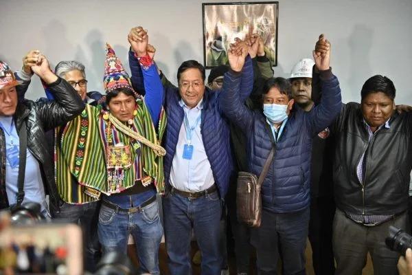 Eleições presidenciais aconteceram este ano na Bolívia – Foto: Twitter/Reprodução