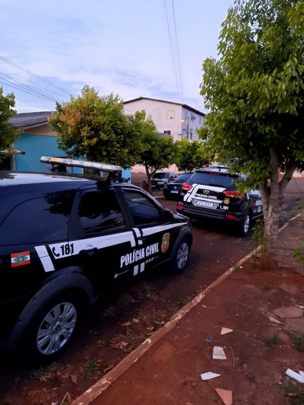 A investigação continua a fim de confirmar o envolvimento de outros suspeitos – Foto: Polícia Civil
