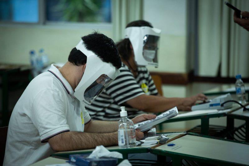 Mesário é dispensado duas vezes ao chegar bêbado em seção – Foto: Felipe Carneiro, especial para o ND