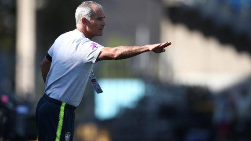 Ex-treinador da Seleção Brasileira morre após sofrer ataque cardíaco – Foto: Lucas Figueiredo/CBF/Divulgação/ND