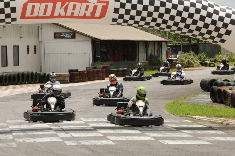 2ª Etapa do Campeonato NDTV de Kart Amador ocorreu no Kartódromo Internacional de Joinville no último dia 22 – Foto: André Kopsch