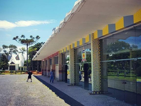 UFSC, Universidade Federal de Santa Catarina, Reitoria, reitoria UFSC, – Foto: Reprodução/UFSC/ND
