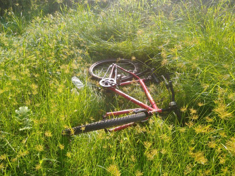 Ciclista não resistiu aos ferimentos e morreu no local – Foto: Redes Sociais/Divulgação