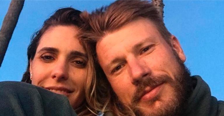 O casal Fernanda Lima e Rodrigo Hilbert – Foto: Instagram/Reprodução