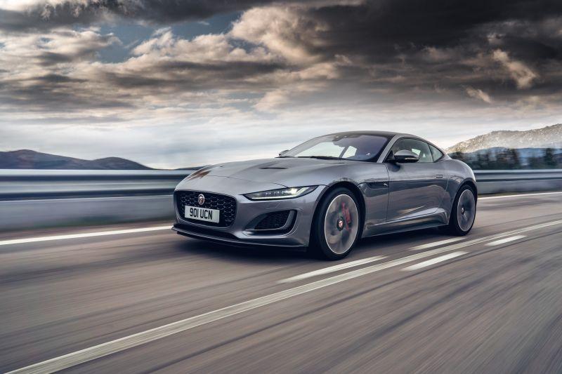 Jaguar F-TYPE 2021 chega ao Brasil; preço parte de R$ 404.166 - Divulgação / Jaguar