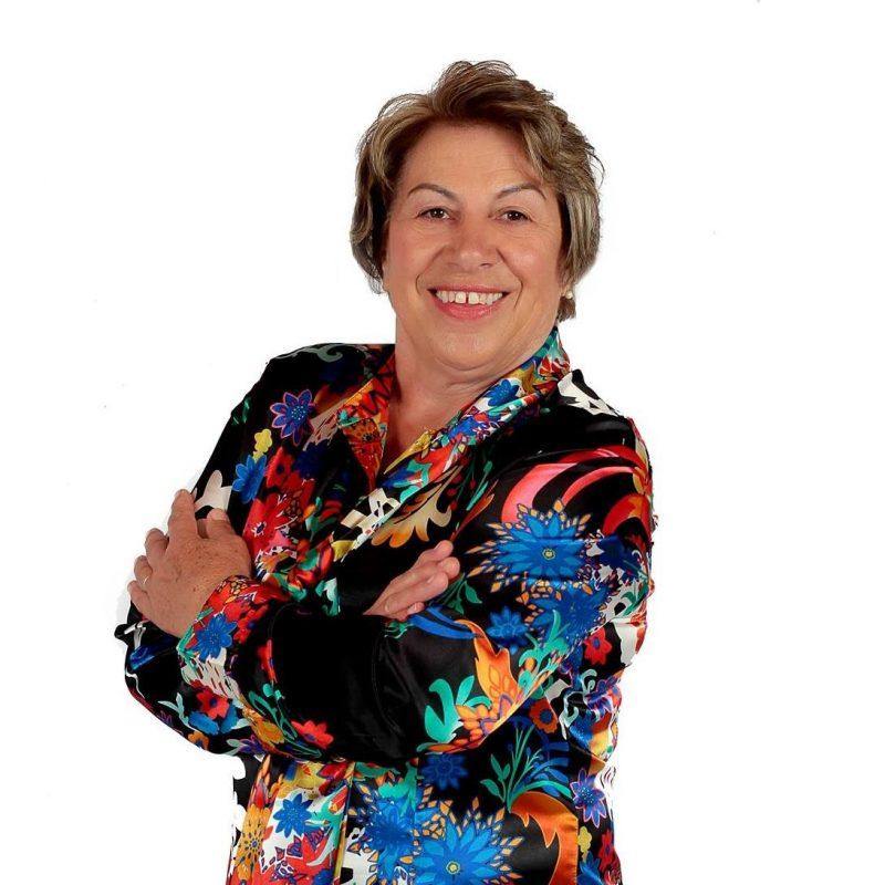 Alice Grosskopf é a primeira prefeita de Campo Alegre e única mulher a comandar uma prefeitura no Norte e Nordeste de SC – Foto: Divulgação/ND