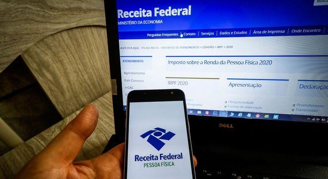 Restituições do IR, nesse segundo lote, devem beneficiar mais de 4,2 milhões de contribuintes – Foto: Eliane Neves/Estadão Conteúdo
