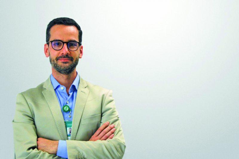 Gabriel Longo, diretor do Hospital Unimed , em Florianópolis – Foto: Divulgação;/ND