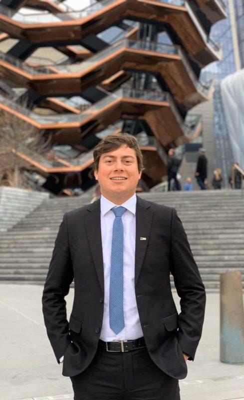 Marcos Brinhosa, presidenteeleito da CDL de Florianópolis – Foto: divulgação/ND