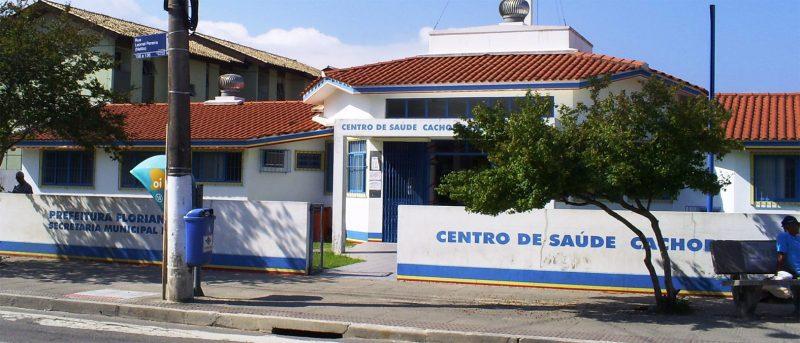 Centro de Saúde da Cachoeira do Bom Jesus