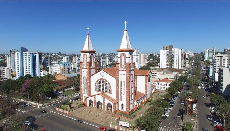 Estabelecimento de fachada atendia em Chapecó, no Oeste – Foto: Arquivo/ND