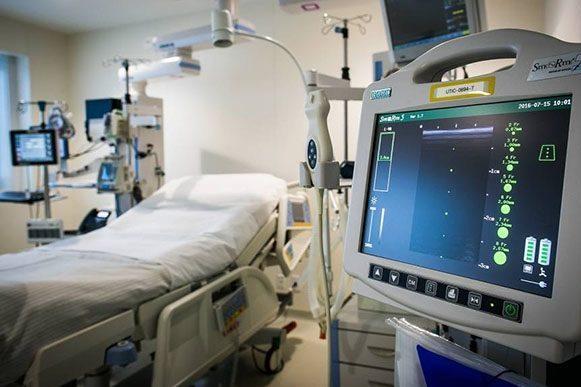 Hospitais de Blumenau começam a registrar lotação das UTIs – Foto: Divulgação/ND