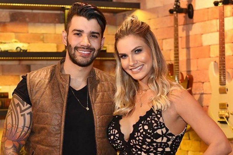 Gusttavo Lima e Andressa Suita se separaram em outubro do ano passado – Foto: Reprodução/Instagram