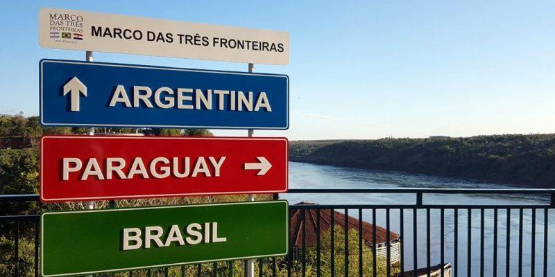 As restrições não se aplicam ao Paraguai – Foto: Reprodução/Internet