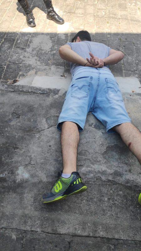 Neylor Eduardo de Siqueira Dias, 33 anos, principal suspeito pelo feminicídio de Daiana dos Santos Silva, em Blumenau – Foto: Divulgação