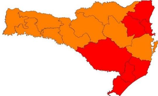 Índice transmissibilidade – Foto: SES/Divulgação/ND