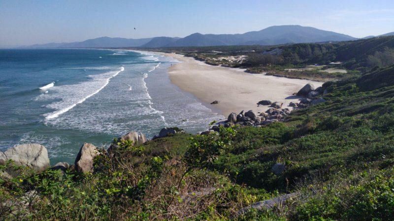 Florianópolis tem unidades de conservação nos três níveis da federação – Foto: Divulgação/IMA/ND