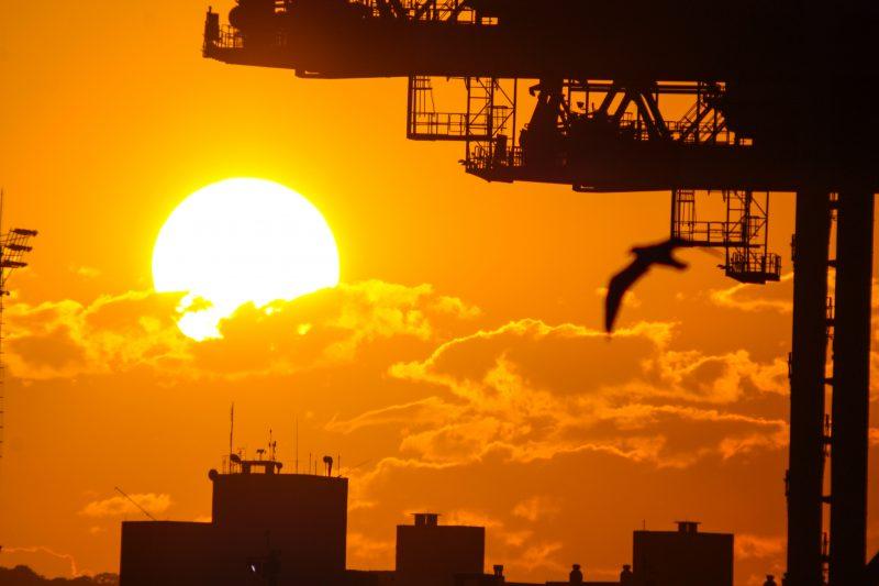 O sol volta a aparecer em Santa Catarina – Foto: Foto: Marcos Porto/Secom