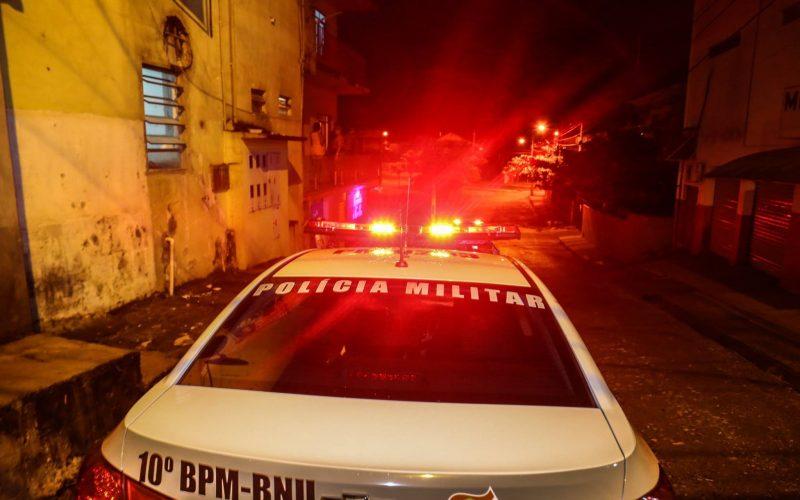 Mandante de tiros que feriram grávida e policial na comunidade Chico Mendes é preso na Grande Florianópolis – Foto: Giovanni Silva/Reprodução/ND