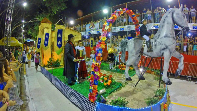 Município de Itá também optou pelo cancelamento do Carnaval de 2021. – Foto: Divulgação
