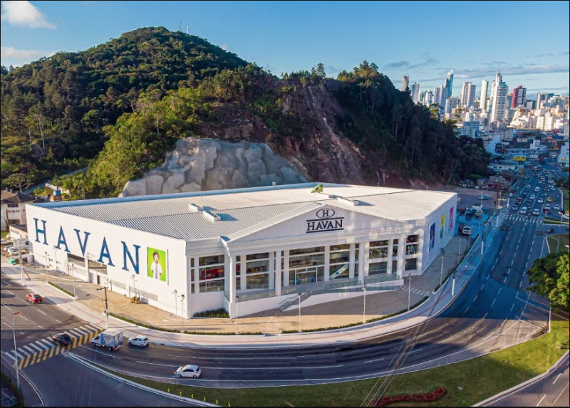 Irregularidades seriam por desrespeito aos horários determinados pelo município – Foto: Havan/Divulgação