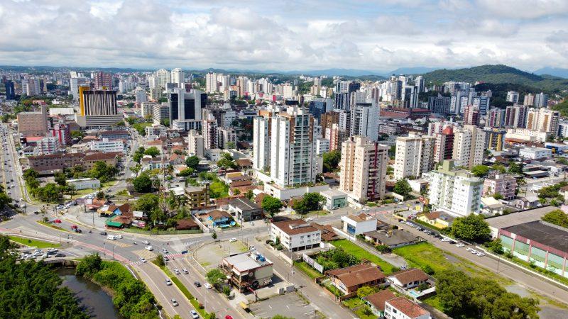 Joinville está entre as cidades brasileiras com risco de colapso na saúde – Foto: Carlos Jr/ND