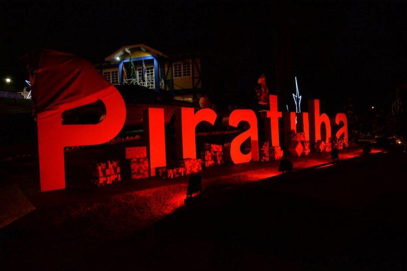 Programação foi alterada em decorrência da pandemia. – Foto: Prefeitura de Piratuba/Divulgação
