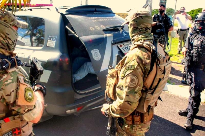 Dois dos envolvidos no assalto a banco em Criciúma foram presos pela Polícia Civil do RS