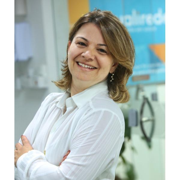 Dra. Carla Biagioni Martins de Souza atua desde 2019 como Diretora Operacional da Qualirede – Foto: Divulgação