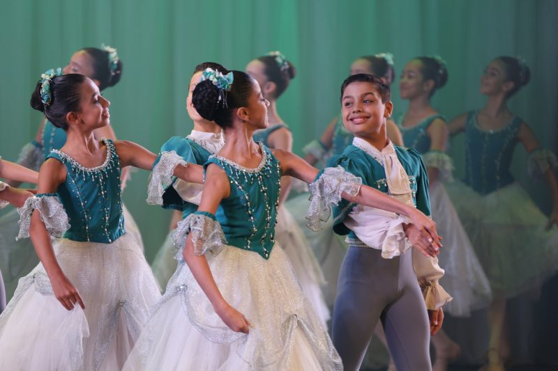 Escola do Teatro Bolshoi no Brasil – Foto: Vanderleia Macalossi   Escola do Teatro Bolshoi no Brasil/Divulgação