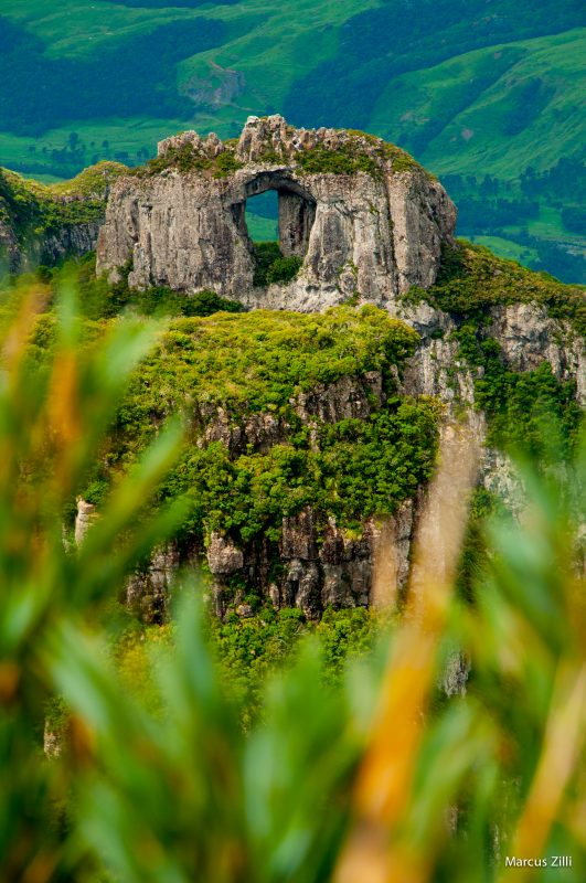 Pedra Furada – Foto: Marcus Zilli