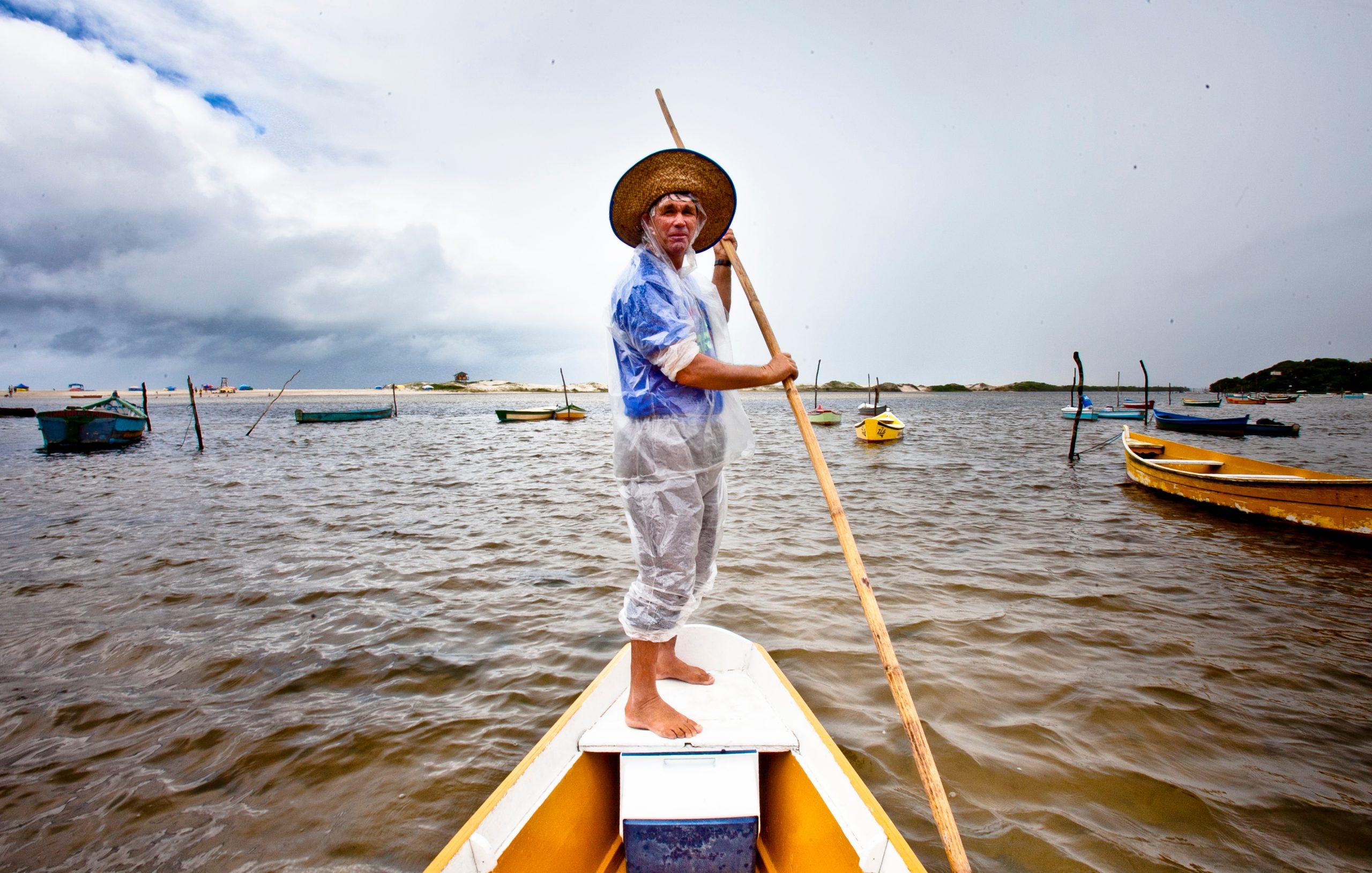 Guarda do Embaú, em Palhoça – Foto: Rosane Lima/Arquivo ND