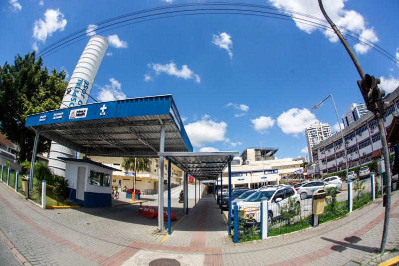 1.049 pessoas já perderam a vida pra Covid-19 em Joinville – Foto: Carlos Jr./ND
