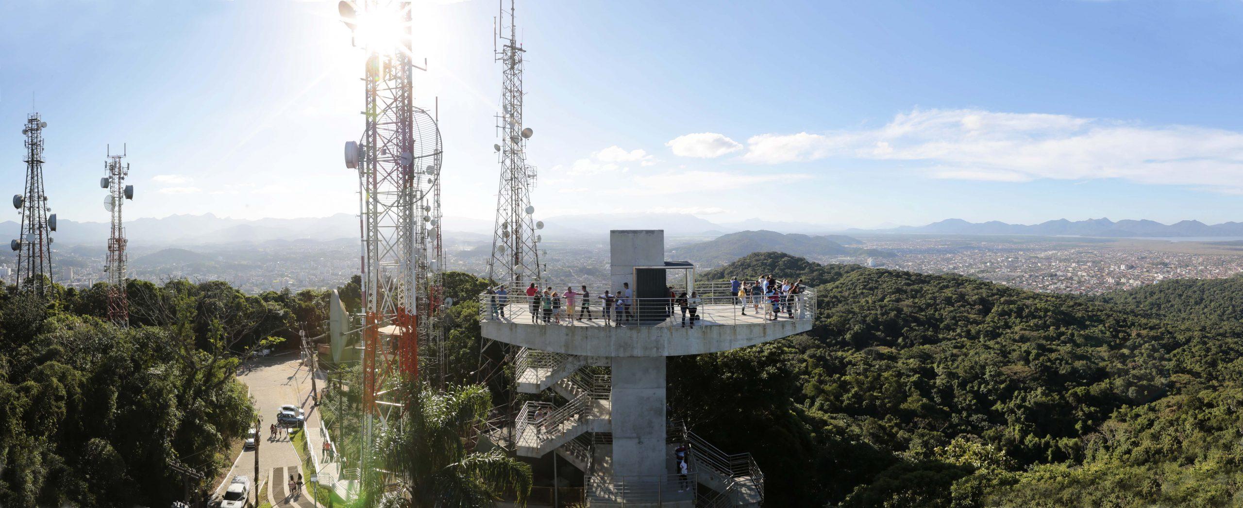 Mirante de Joinville – Foto: Rogerio da Silva | Prefeitura Municipal de Joinville/Divulgação