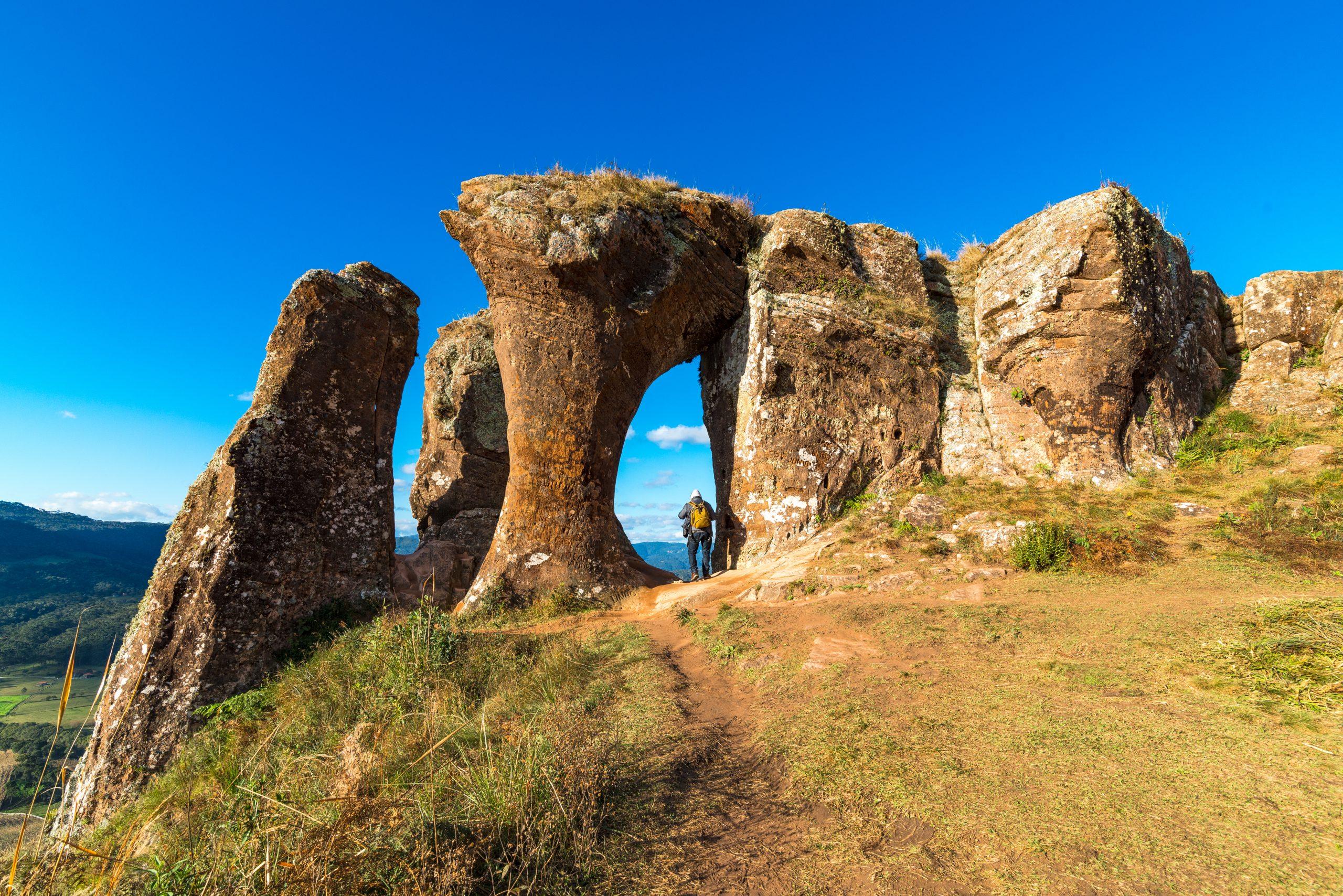 Morro do Campestre, em Urubici – Foto: iStock/Divulgação
