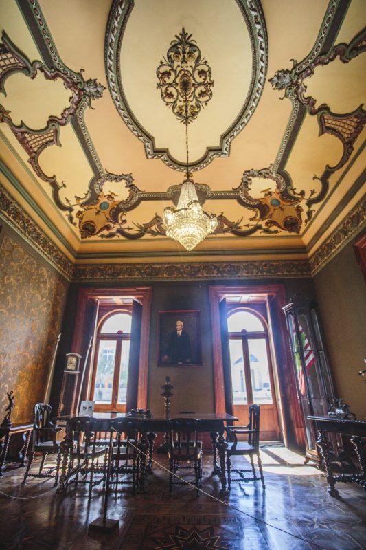 Palácio Cruz e Souza – Foto: Daniel Queiroz/Arquivo ND
