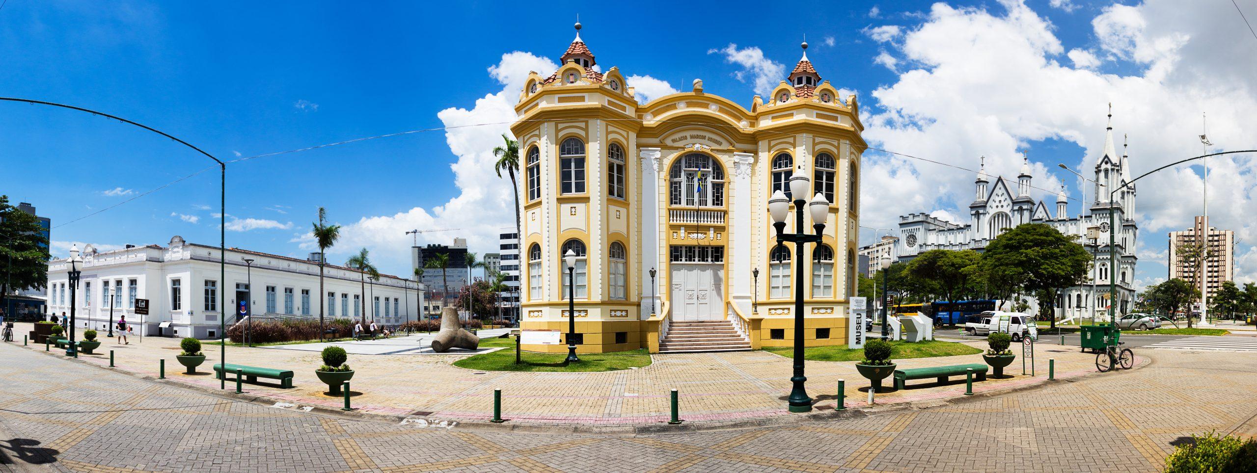Museu Histórico, em Itajaí – Foto: iStock/Divulgação