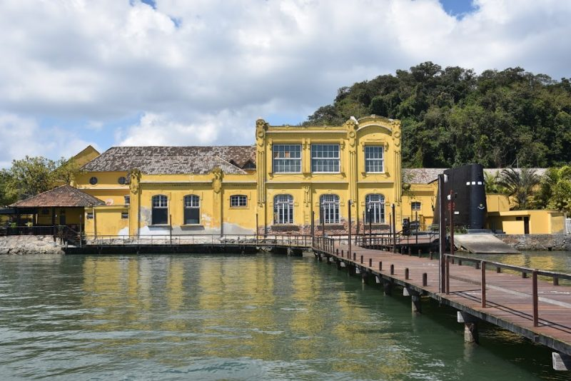 Museu Nacional do Mar, em São Francisco do Sul – Foto: Gecom   Prefeitura Municipal de São Francisco do Sul/Divulgação