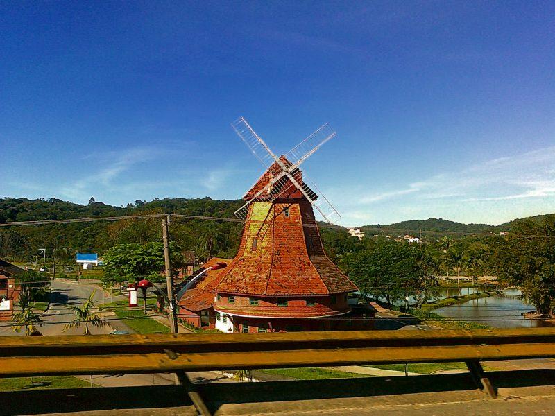 Pórtico, em Joinville – Foto: iStock/Divulgação