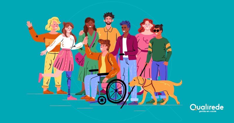 Qualirede acolhe pessoas com deficiência – Foto: Reprodução/ND