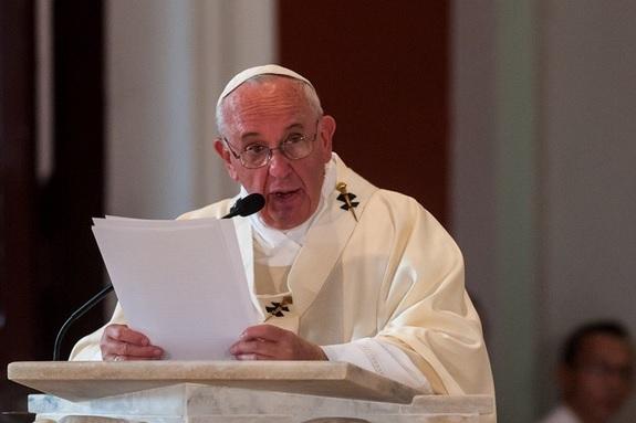 Papa Francisco faltará pela primeira vez a um evento papal por motivos de saúde – Foto: Reprodução