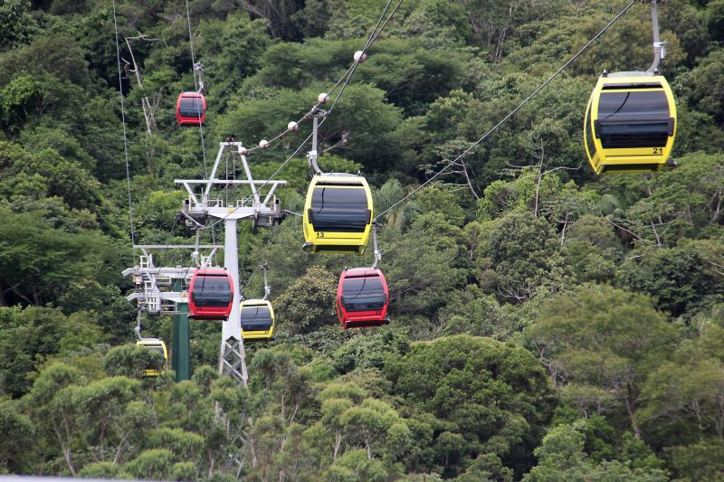 Parque Unipraias – Foto: iStock/Divulgação