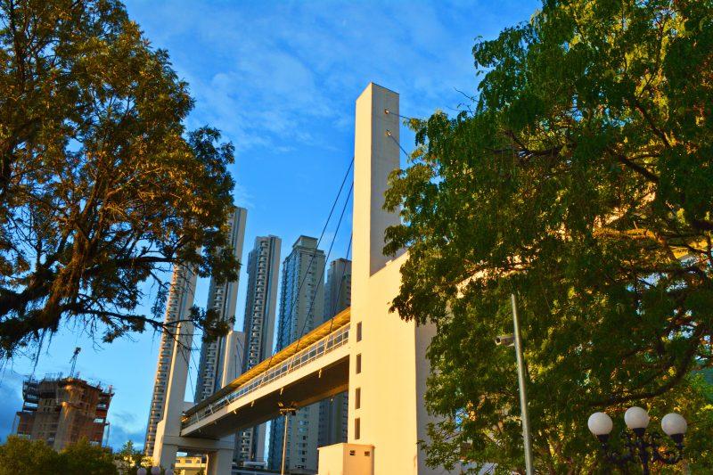 Passarela da Barra – Foto: iStock/Divulgação