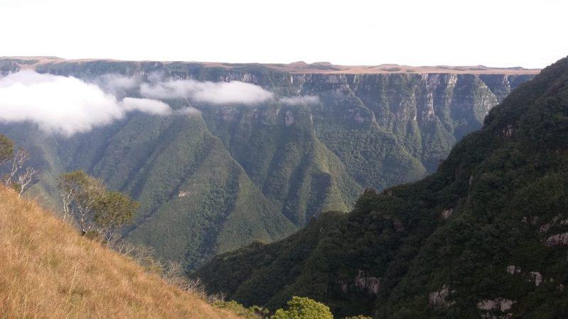Pico do Realengo, em Morro Grande. – Foto: Prefeitura Municipal de Morro Grande