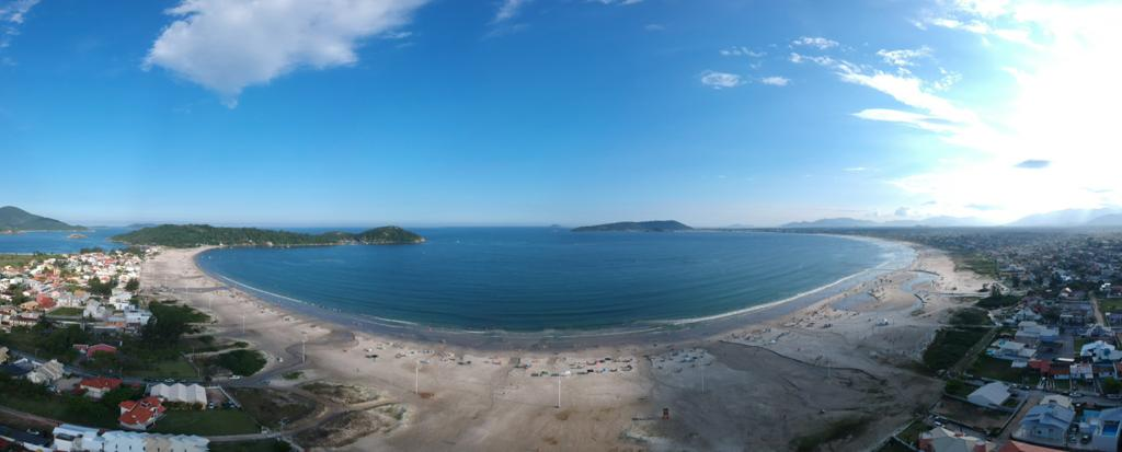Praia Ponta do Papagaio, em Palhoça – Foto: Foto: Norberto Moretti