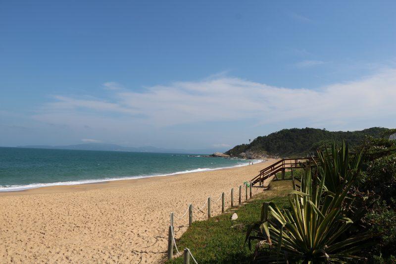 Praia do Estaleirinho – Foto: Ivan Rupp | Prefeitura Municipal de Balneário Camboriú/Divulgação