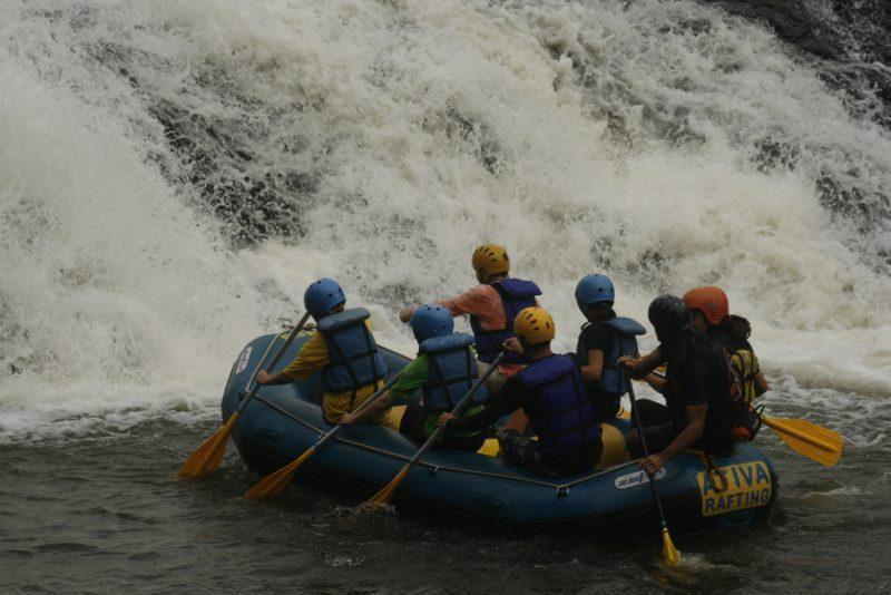 Rafting – Foto: Marcelo Bittencourt/Arquivo ND