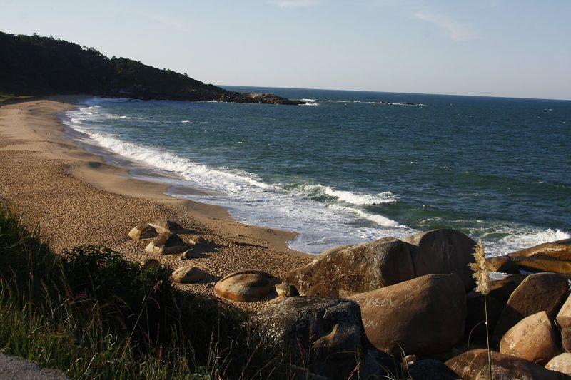 Praia de Taquarinhas – Foto: Celso Peixoto | Prefeitura Municipal de Balneário Camboriú/Divulgação