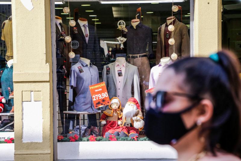 Comércio de rua vai fechar neste fim de semana – Foto: Anderson Coelho/ND